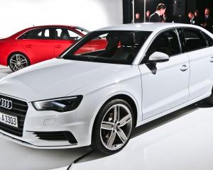 2015 Audi A3 Design White