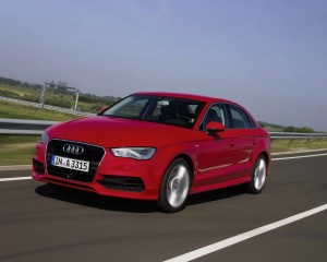 Audi A3 Limousine Road Test