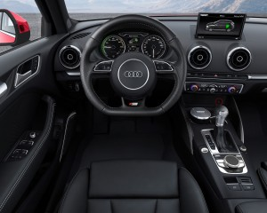 2015 Audi A3 Steering and Panel