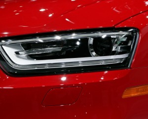 2015 Audi Q3 Front Headlight