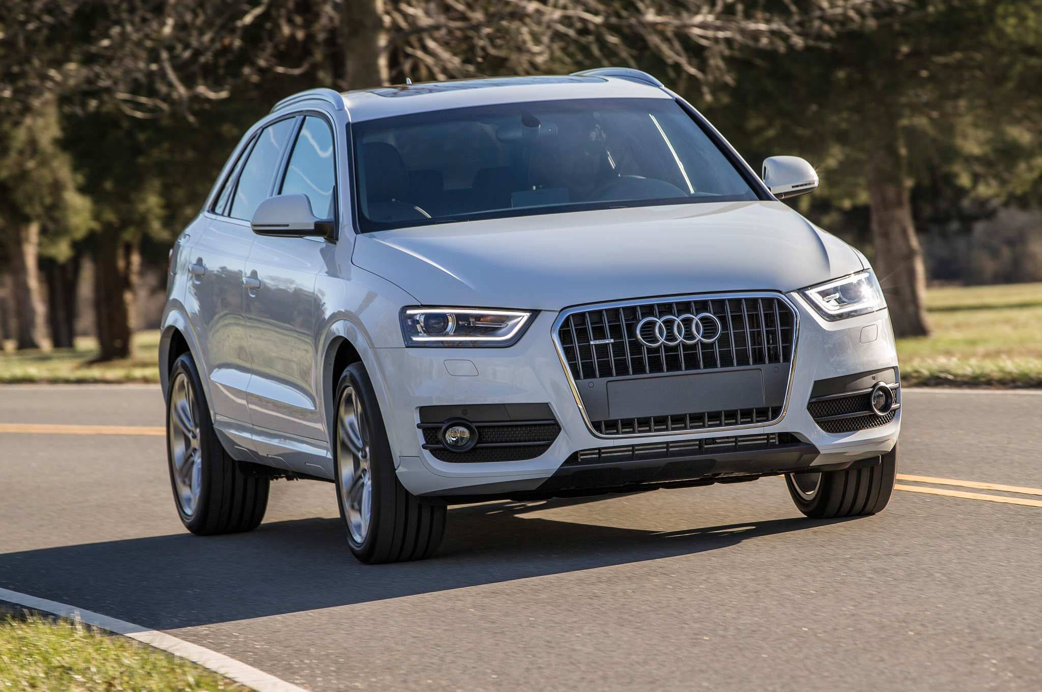 2015 Audi Q3 Road Test View