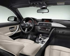 2015 BMW 4 Series Gran Coupe Dashboard and Cockpit