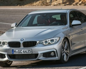 2015 BMW 4 Series Gran Coupe Front