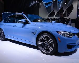 2015 BMW M3 Car Show