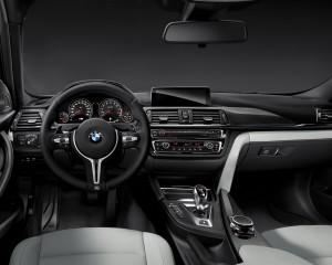 2015 BMW M3 Dashboard and Cockpit