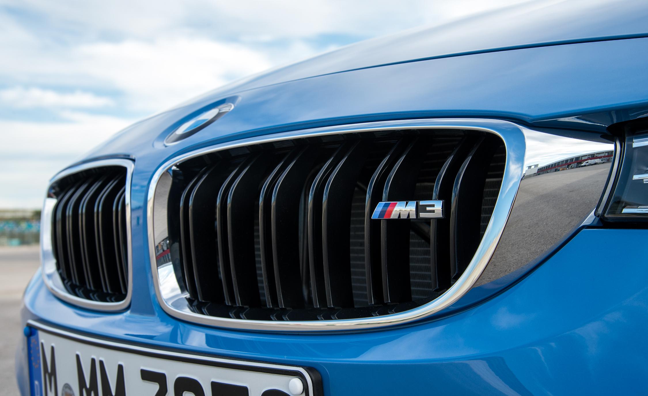 2015 BMW M3 Exterior Grille