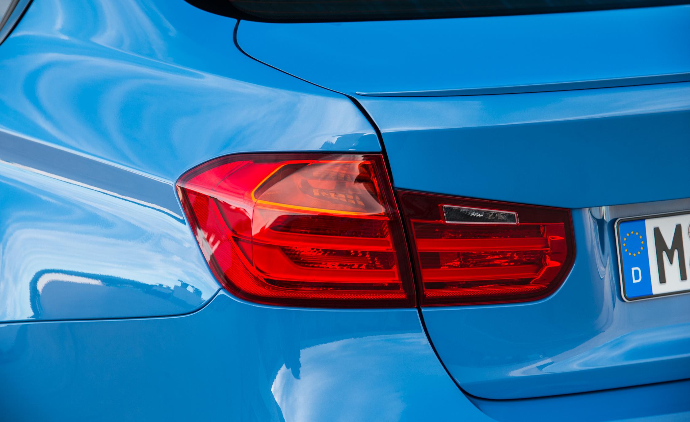 2015 BMW M3 Sedan Taillight