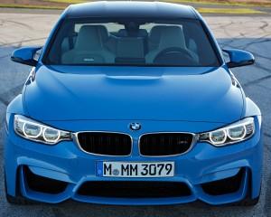 2015 BMW M3 Front Design Close Up