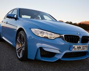 2015 BMW M3 Front End Design