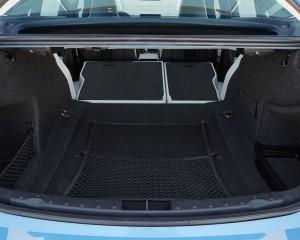 2015 BMW M3 Interior Cargo Space