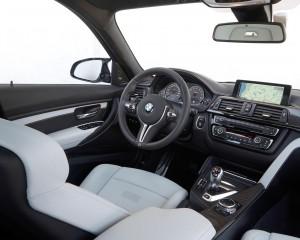 2015 BMW M3 Interior Cockpit