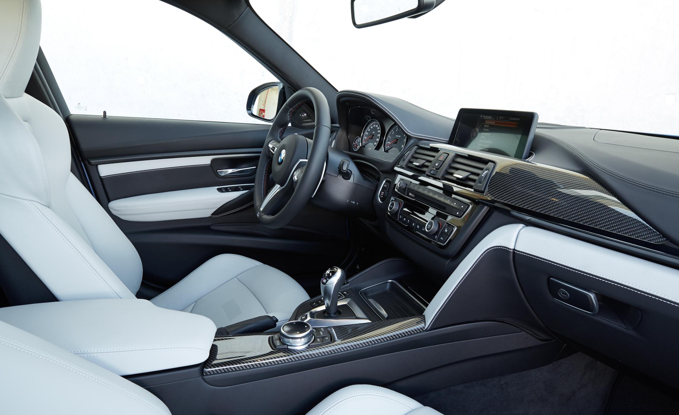 2015 BMW M3 Interior Dashboard