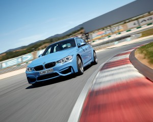 2015 BMW M3 Performance
