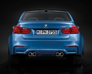 2015 BMW M3 Rear Lamp
