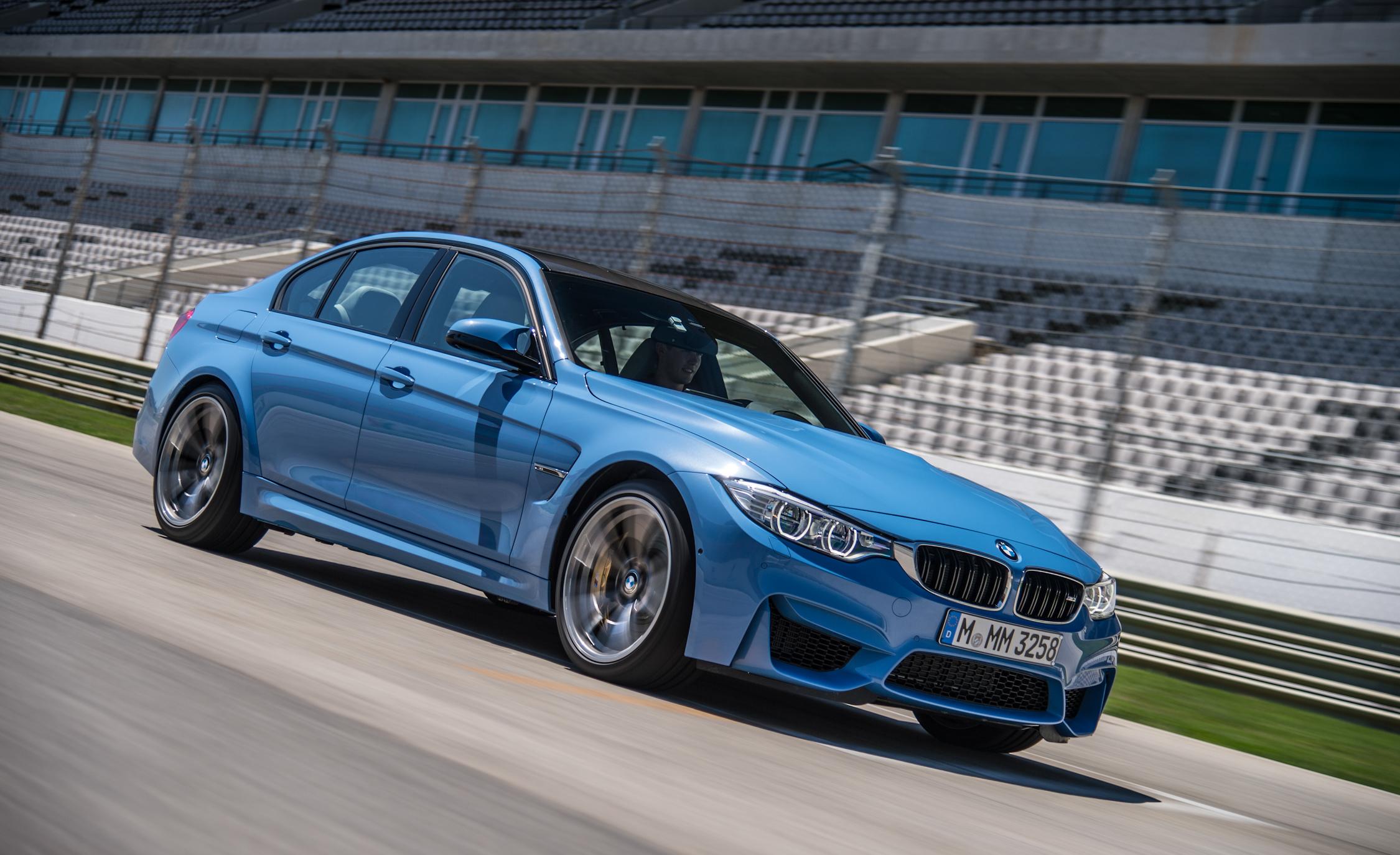 BMW M Powerful Luxury And Sport Sedan Cars - 2015 bmw lineup