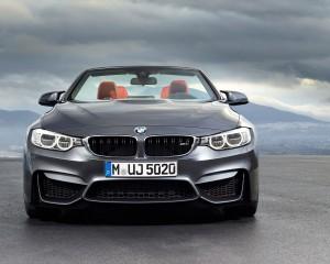 2015 BMW M4 Convertible Concept Front End