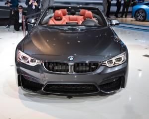 2015 BMW M4 Convertible Front Design