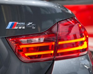 2015 BMW M4 Convertible Rear Taillight