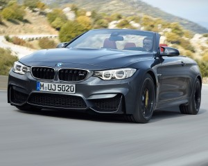 2015 BMW M4 Convertible Road Test
