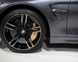 2015 BMW M4 Convertible Wheels Details