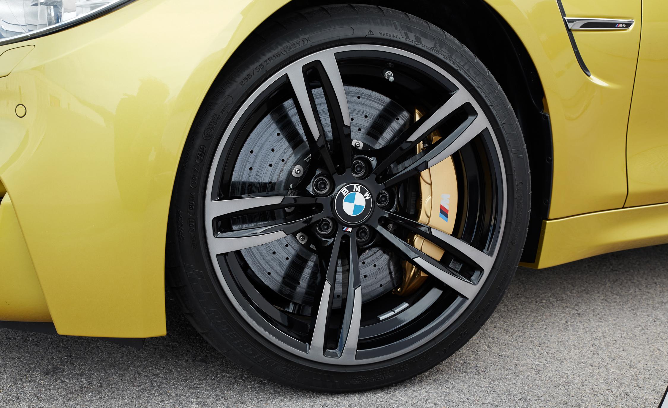 2015 BMW M4 Coupe Exterior Wheel