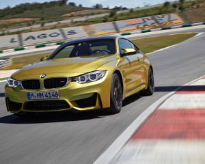 2015 BMW M4 Coupe Test Drive