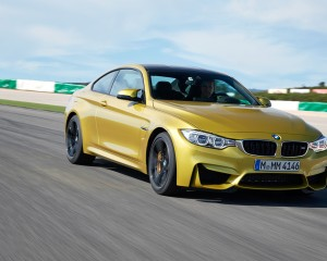 2015 BMW M4 Coupe Test Performance