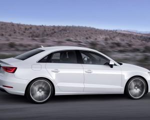 Deluxe 2015 Audi A3 White