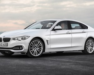 Deluxe 2015 BMW 4 Series Gran Coupe Exterior View