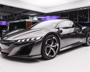 New 2015 Acura NSX