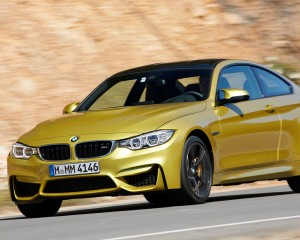 New 2015 BMW M4 Coupe