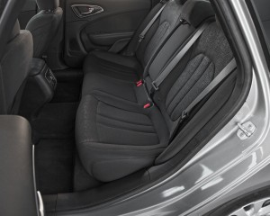 2015 Chrysler 200 Rear Interior