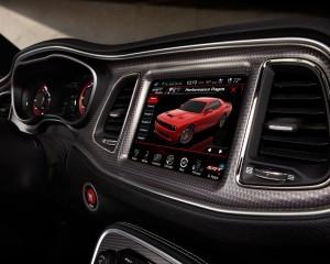 2015 Dodge Challenger Screen
