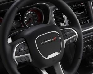 2015 Dodge Challenger Steering Wheel