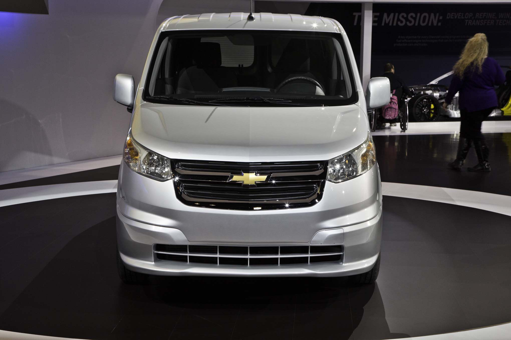 2015 chevrolet city express small cargo van review 468 cars performance reviews and test drive. Black Bedroom Furniture Sets. Home Design Ideas