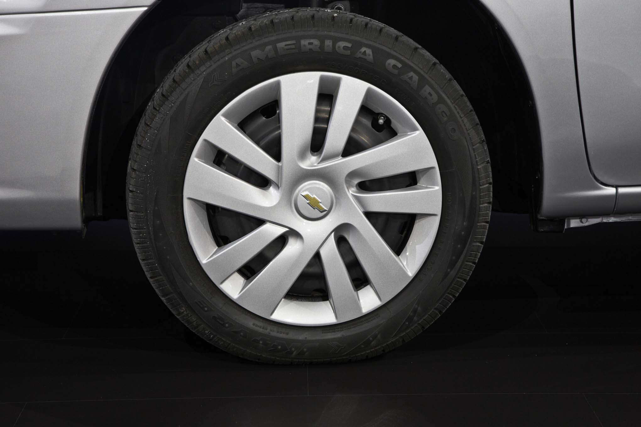 2015 chevrolet city express payload wheel and velg