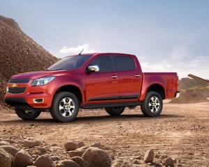 2015 chevrolet colorado exterior dimensions