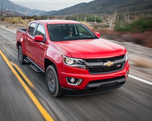 2015 chevrolet colorado performance