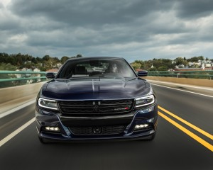 2015 Dodge Charger SXT AWD Exterior Front View