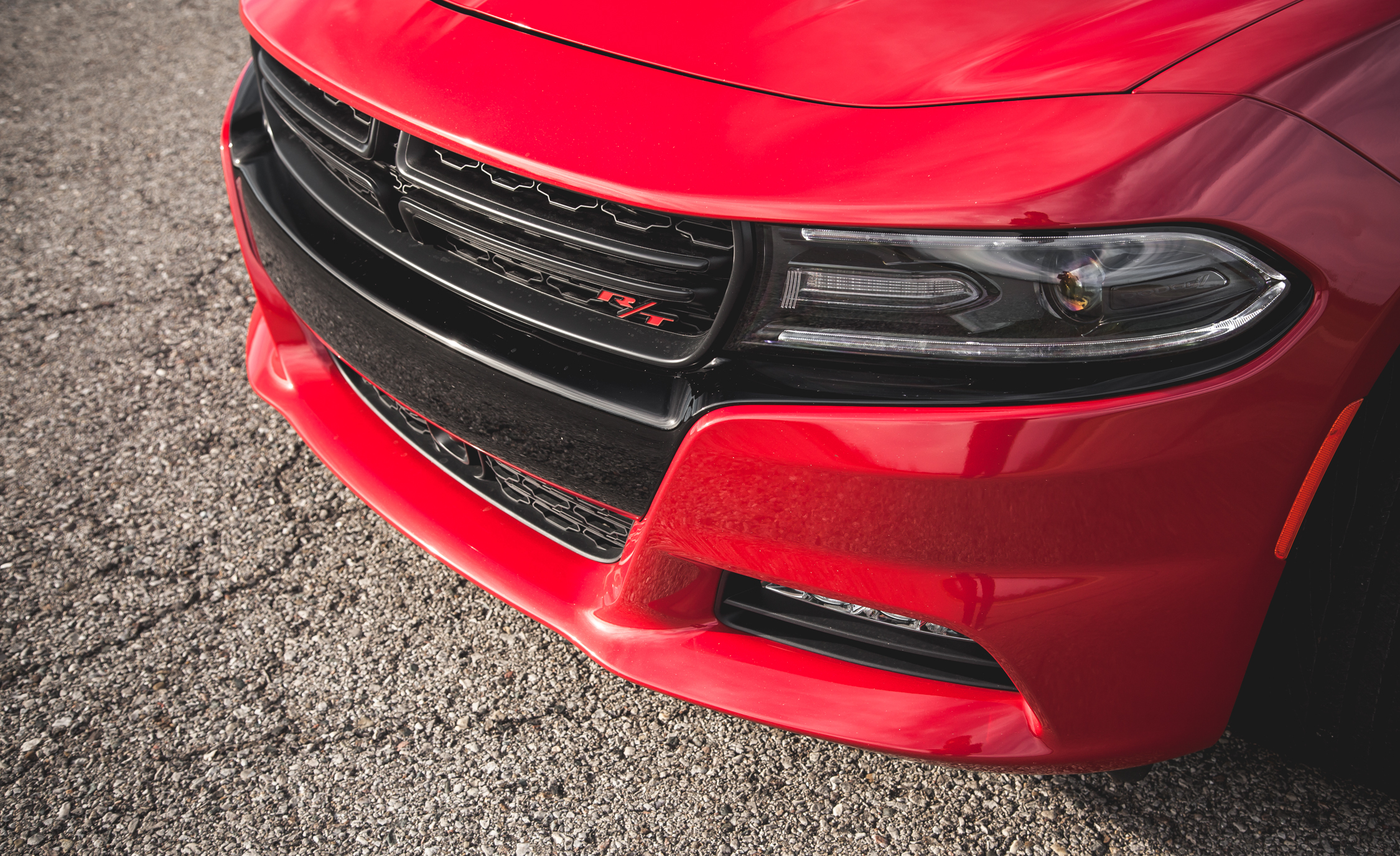 2015 Dodge Charger R/T Exterior Headlamp and Grille