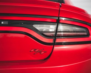 2015 Dodge Charger R/T Exterior Taillight