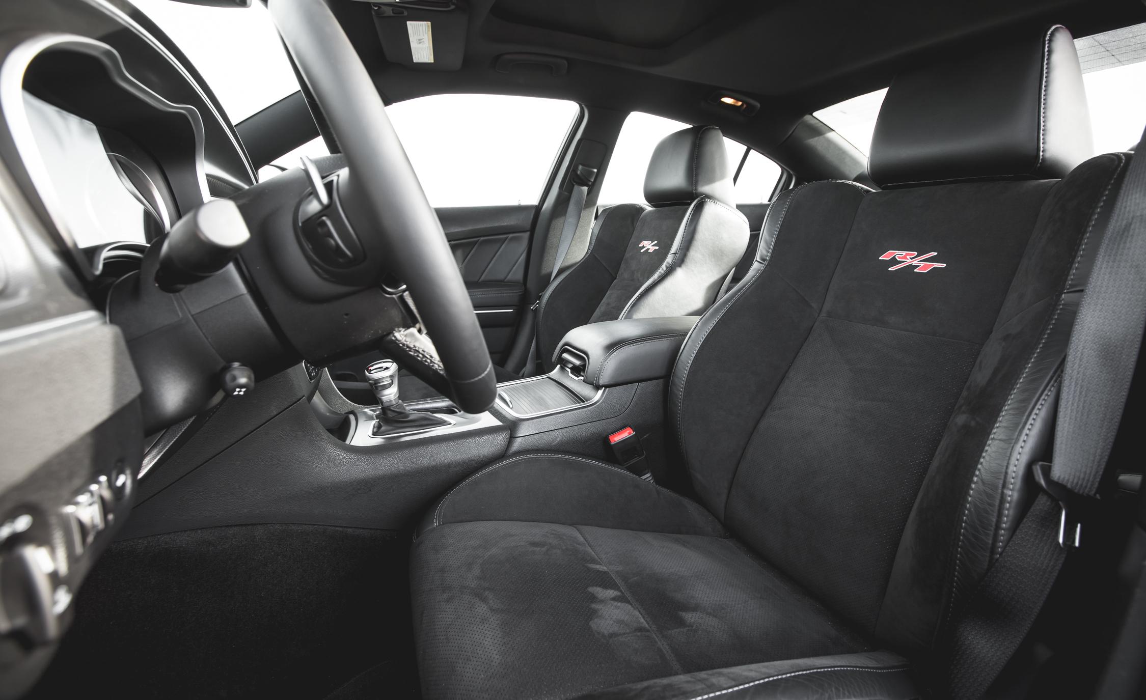 2015 Dodge Charger R/T Interior Cockpit Seat