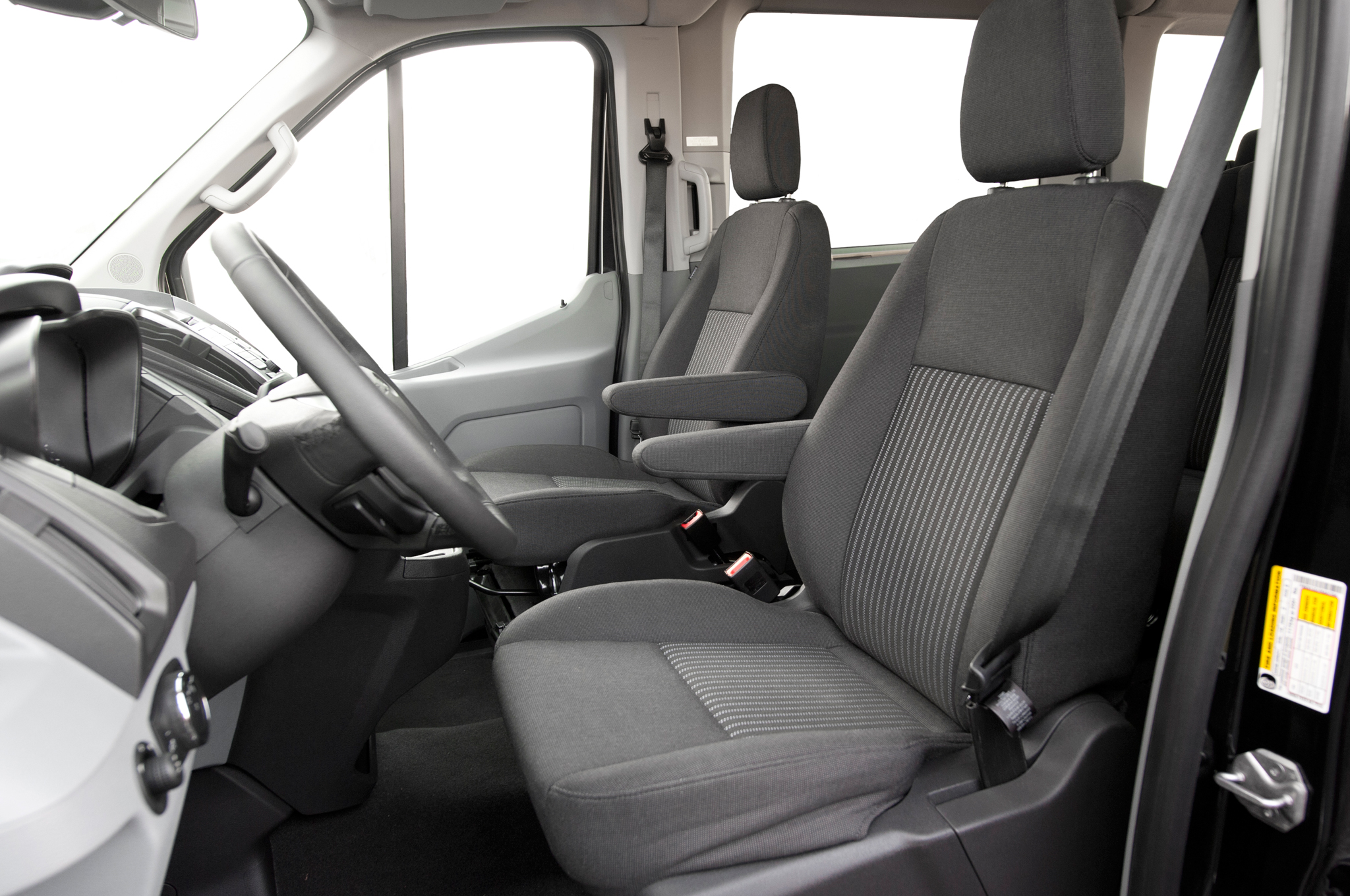 2015 Ford Transit 150 Front Seat Interior