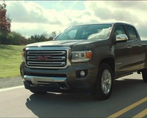 2015 GMC Canyon Performance