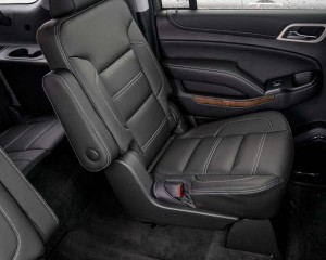 2015 GMC Yukon XL Center Seat Interior
