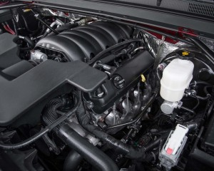 2015 GMC Yukon XL Engine Profile