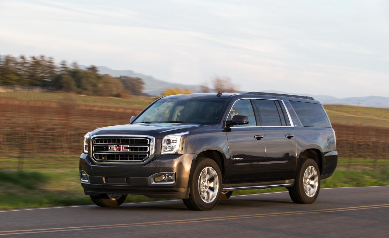 2015 GMC Yukon XL Exterior View