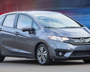 2015 Honda Fit Exterior Overview