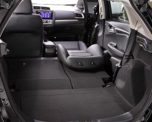 2015 Honda Fit Interior View