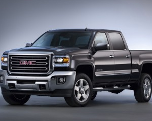 2015 Sierra 2500 Heavy Duty Pickup Trucks Exterior View